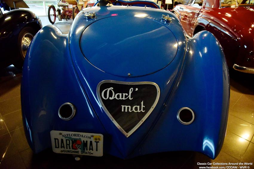 The Tampa Bay Automobile Museum FL - USA - 03/04/2016