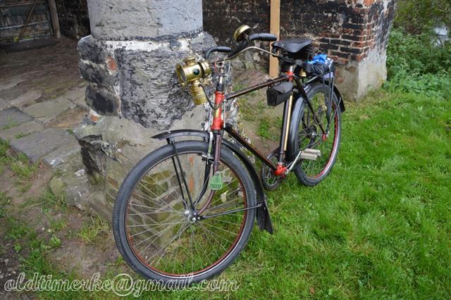 Ongekend Mosselrit antieke fietsen @ Jie-Pie - 20/09/2014 - oldtimer foto's EX-92